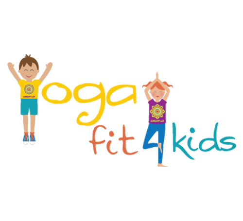 Yoga Fit 4 Kids Logo
